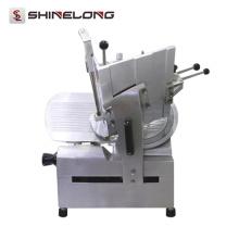 Lebensmittel Fleisch Verarbeitungsmaschine Edelstahl elektrische Gefrierfleisch Slicer Maschine