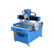 Small Wood Working Machine Metal CNC Router 6090