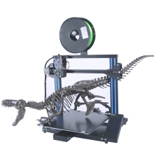 DIY 3D-принтер 300 * 300 * 250 мм Размер печати работает с различной нитью