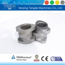 Composant de vis résistant à la corrosion de l'extrusion