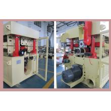 Double heatHPL / MDF / Spanplattenschleifmaschine 1220 * 2440 & 1300 * 2800mm