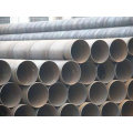 ssaw steel pipe/SSAW fix length tube/ms pipe