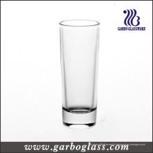 Verre de verre en verre blanc élevé (GB070203H)