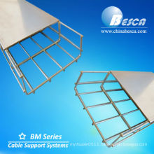 Electro Galvanized cable tray basket and cover (UL.cUL.CE.IEC.ISO.NEMA)