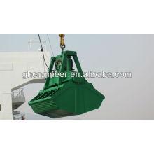 28tons Electric Hydraulic Clamshell Grab hydraulic grab