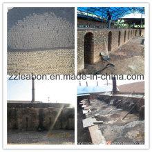 Protection de l'environnement poêle à carbonisation en coque de noix de coco