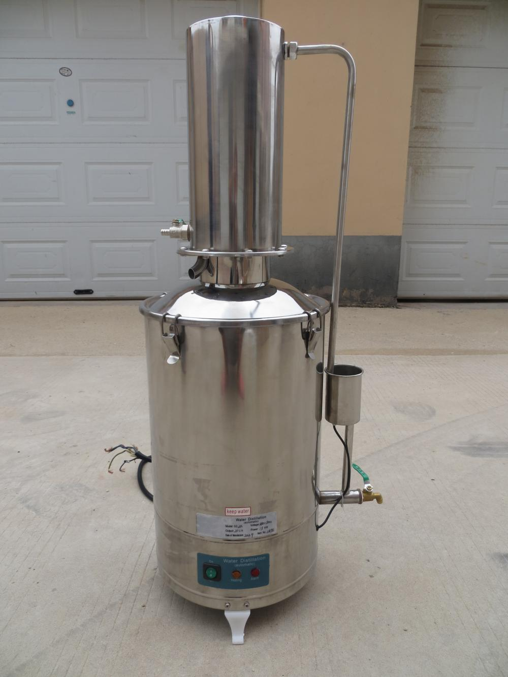 Water Distiller Automatic