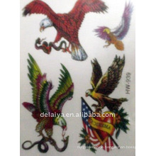 eagle temporary tattoo stickers