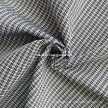 100% fio de algodão tecido tingido (QF13-0221)