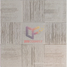 Line Pattern Natural Stone Mosaic Tile (CFS1062)