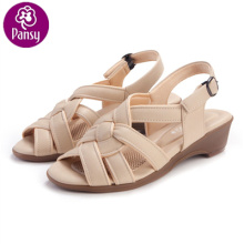 Stiefmütterchen Komfort Schuhe Superlicht und antibakterielle Sommer Sandalen