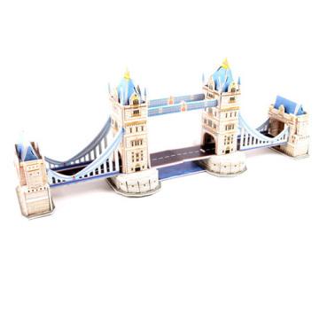 Small London Bridge Building Puzzle