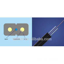 Ftth 1 cable de la gota de la fibra del miembro de la fuerza del FRP de la base