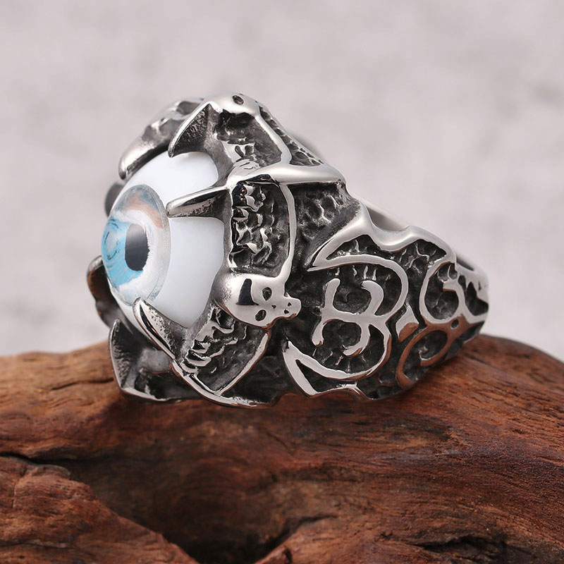 Turkish Eye Ring