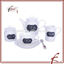 Pote de té de cerámica marroquí