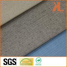 Polyester Home Textile Inhérence Fire / Flame Retardant Toile ignifuge Look Sofa Tissu