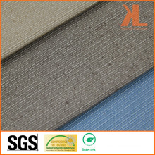 Polyester Home Textile Inherently Fire/Flame Retardant Fireproof Linen Look Sofa Fabric