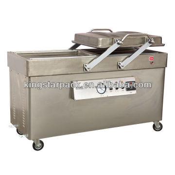 Embalador de vácuo de alimentos de Zhejiang DZ600 / 2SB