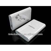 Banque d'alimentation portable puissant avec le prix favorable utilisé pour les tampons ou les téléphones