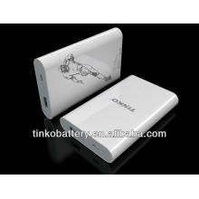 powerful portable power bank with favorable price used for pads or phones