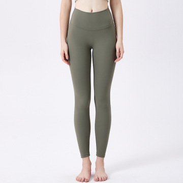 Leggings per yoga a stretto controllo del fitness