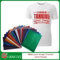Qing Yi selbstklebende Vinyl-Folien für die Sportbekleidung