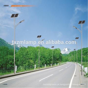 a luz de rua de poupança de energia nova da energia solar de YANGZHOU / 60w conduziu a luz de rua