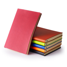 Custom Leather Notebooks, Promotion Cheap Customized PU Leather Notebook, Bulk PU Leather Diary