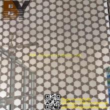 Maille métallique décorative perforée en aluminium