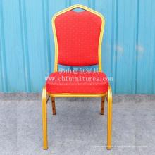 Mobília vermelha da cadeira do banquete da tela (YC-ZL22-19)