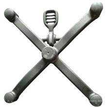 hebei baoding acero profesional / fundición de fundición de arena de hierro
