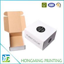 Fancy Design Foldable Paper T-Shirt Packaging Box