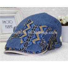 2014 высокое качество джинсовой ткани плющ крышки