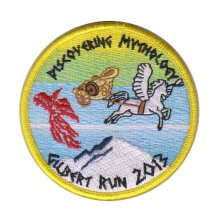Patch Embroidered Made by Most-Trusted