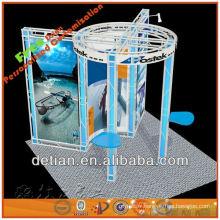 botte pour système d'affichage de fermes en poutre en treillis d'intérieur / pour ferme d'éclairage / botte en aluminium