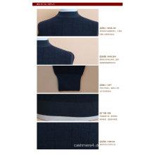 Yak Wolle / Cashmere Pullover Rundhals Langarm Pullover / Kleidung / Garment / Strickwaren