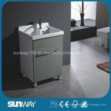 Armário de lavanderia quente Lavatório de lavanderia moderno (SW-LC008)