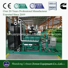 Grupo electrógeno o grupo electrógeno de gasificación de biomasa 100kw