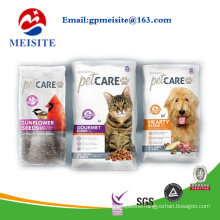 Food Grade Doypack Dog Treats Packaging Bag Pouch /Pet Food Bag