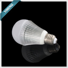 6W Aluminum Dimmable LED Bulb Light
