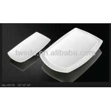 """Restaurant 10"""" ceramic eating plates"""