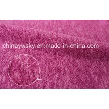 2015 Chine 100% polyester polaire teinté cationique