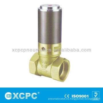 XQ22HD serie válvula de ángulo recto