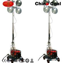 МО-5659 Дизельный Двигатель Портативный Передвижной Светлой Башни