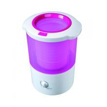 Mini secador de centrifugado transparente de 2 kg