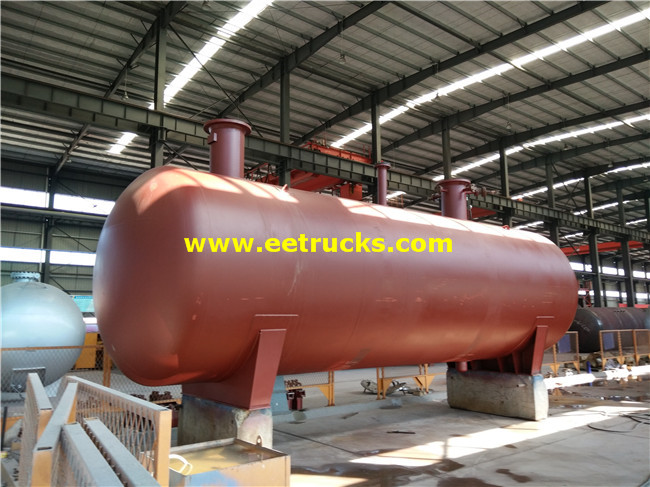ASME 50cbm LPG Mounded Tanks
