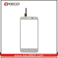 """5.0"""" inch Mobile Phone Touch Panel Glass Digitizer Screen For Lenovo A8 A806 White"""
