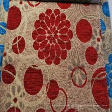 Polyester-südamerikanische Art-Chenille-Polsterungs-Gewebe-Arten 100% Polyester