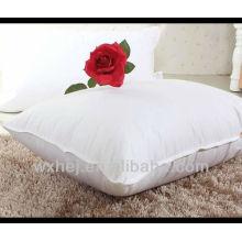 100% coton couleur unie hôtel oreiller