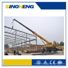 Manufacture Sinoheng 30 Ton Rough Terrain Crane